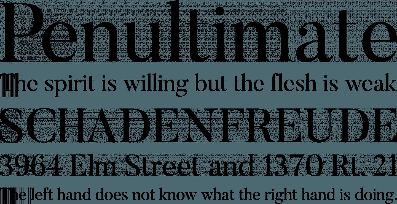 Butler Font Free by Fabian De Smet » Font Squirrel