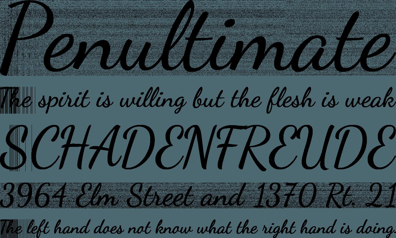 Dancing Script OT Font Free by Impallari Type » Font Squirrel