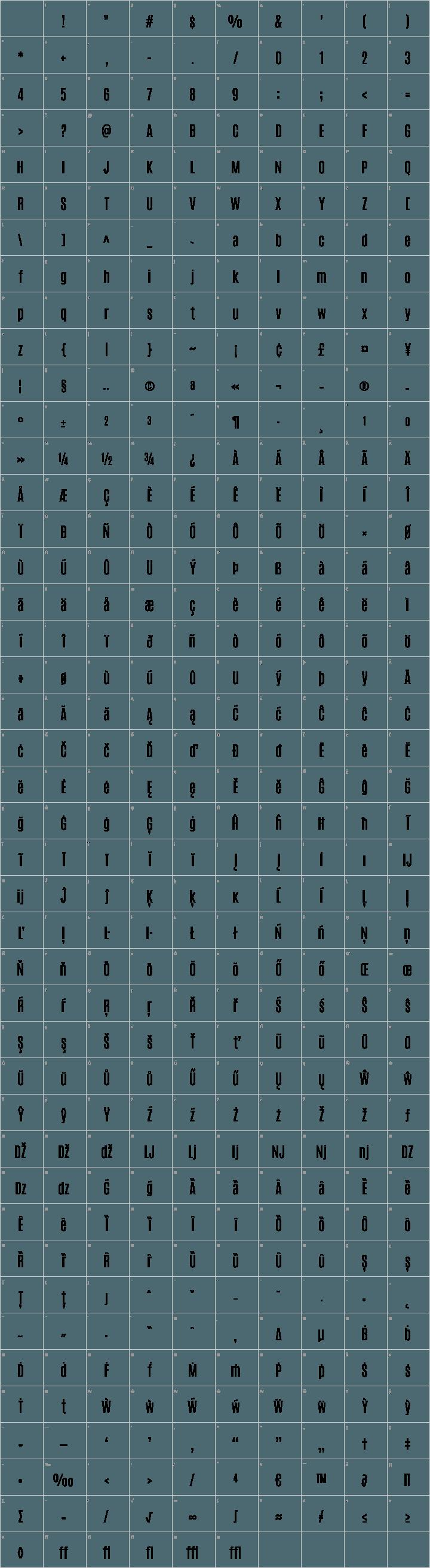 Antonio Font Free by Vernon Adams » Font Squirrel