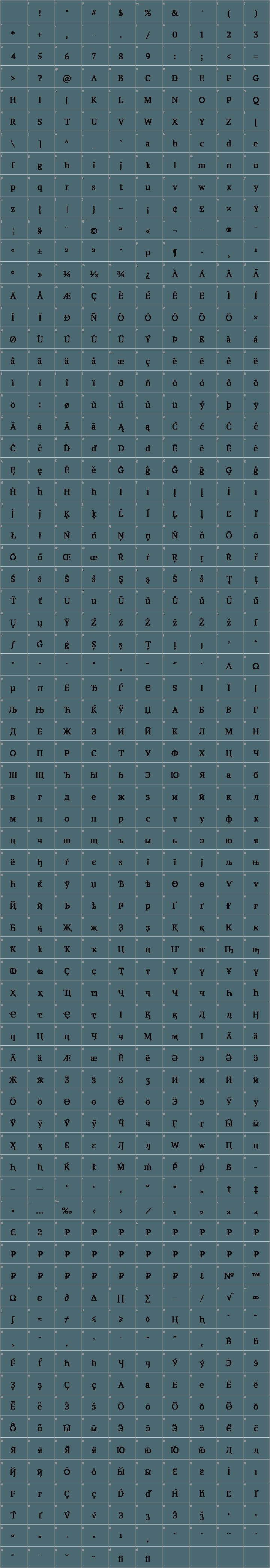 PT Serif Font Free by Paratype » Font Squirrel