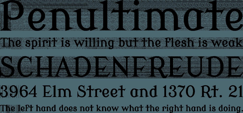Modern Antiqua Font Free by wmk69 » Font Squirrel