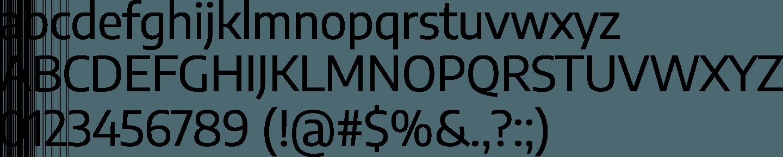 Encode Sans Font Free by Impallari Type » Font Squirrel