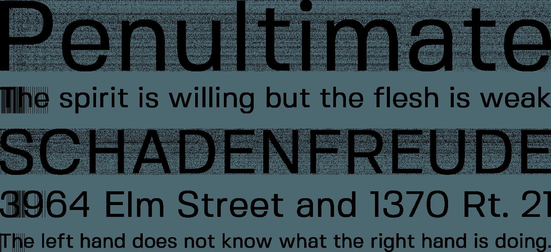 Fivo Sans Font Free by Alex Slobzheninov » Font Squirrel
