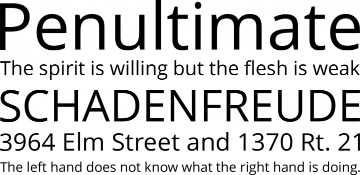Open Sans Font Free by Ascender Fonts » Font Squirrel
