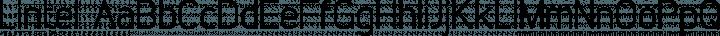 Lintel Regular free font
