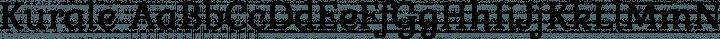 Kurale Regular free font