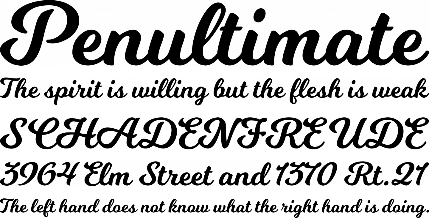 Milkshake Font Free by Laura Worthington » Font Squirrel
