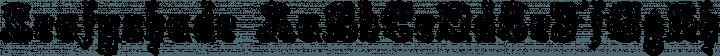 Leafyshade Regular free font