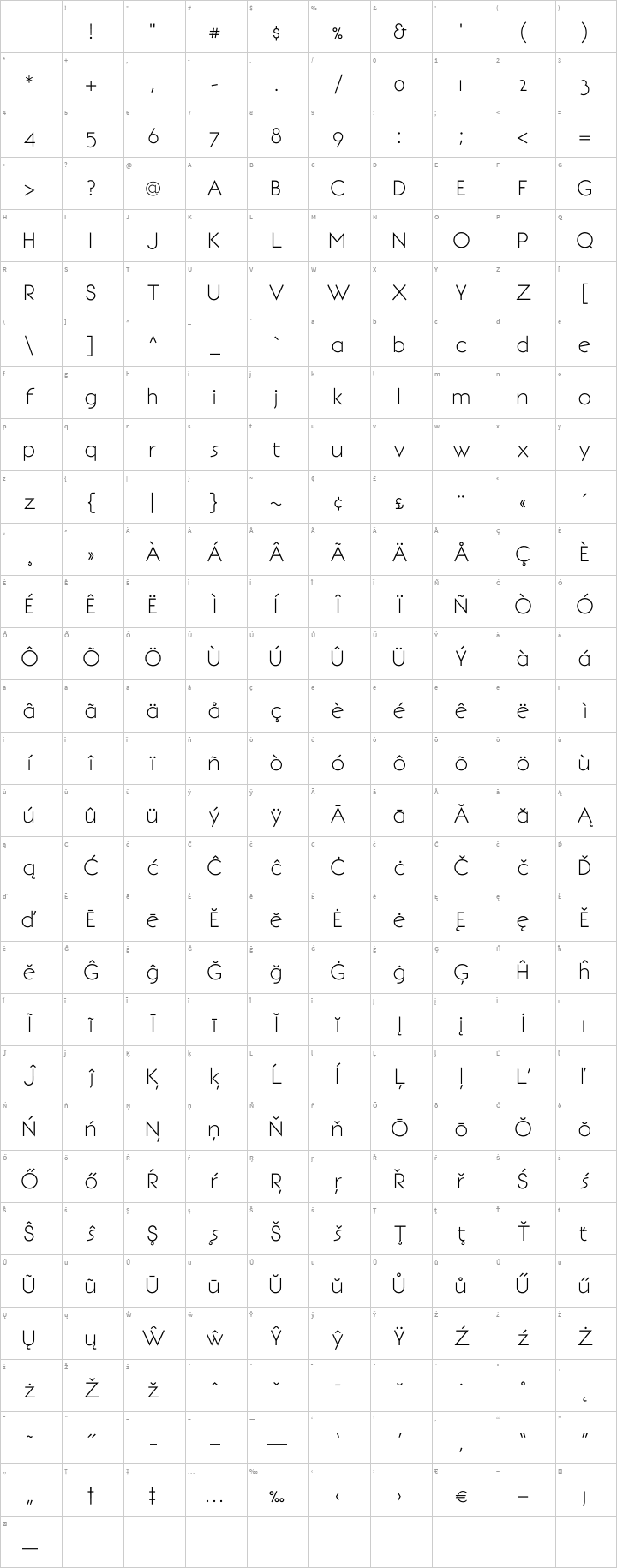 BonvenoCF Font Free by Barry Schwartz » Font Squirrel