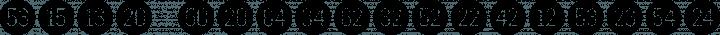 Fyra font family by Jonathan Hughes