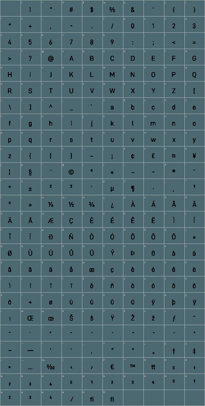 скачать шрифт din condensed