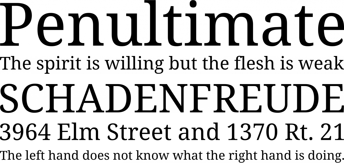 Noto Serif Font Free by Google » Font Squirrel