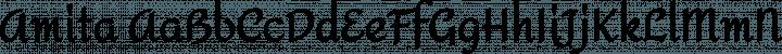 Amita Regular free font
