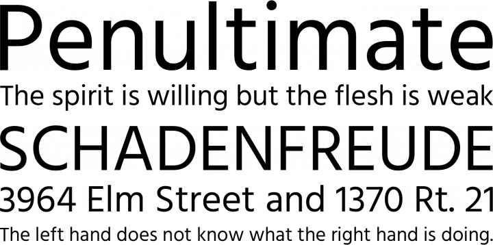 Hind Font Free by Indian Type Foundry » Font Squirrel
